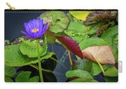 4466- Lily Pads Carry-all Pouch