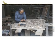 4466- Wood Carver Carry-all Pouch