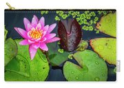 4475- Lily Pads Carry-all Pouch