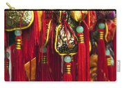 4638- Tassels Carry-all Pouch