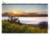 Oil Canvas Landscape Carry-all Pouch