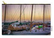 4956- Key West Harbor At Sunset Carry-all Pouch