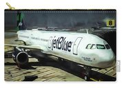 Jetblue @ New York City Carry-all Pouch