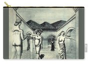 4dpict Mn Paul Delvaux Carry-all Pouch