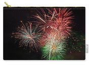 4th Of July Fireworks Display Portland Oregon Carry-all Pouch