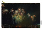 4th Of July Fireworks From The Barge Portland Oregon Carry-all Pouch