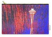 4th Space Needle Carry-all Pouch