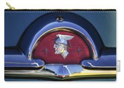 1953 Mercury Monterey Emblem Carry-all Pouch