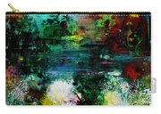 Abstract  Landscape Carry-all Pouch
