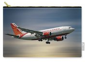 Air India Cargo Airbus A310-304 Carry-all Pouch