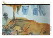 American  Pharoah  Album Carry-all Pouch