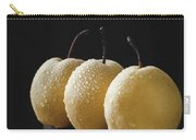 Asian Pears Carry-all Pouch