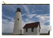Bakers Island Lighthouse Salem Carry-all Pouch