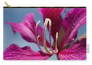 Bauhinia Purpurea - Hawaiian Orchid Tree Carry-all Pouch by Sharon Mau