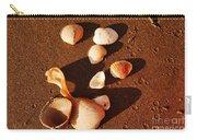 Beach Shells Carry-all Pouch