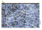 Berlin Germany City Map Carry-all Pouch