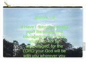 Bible Verse  Carry-all Pouch