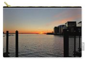 Boston Harbor Dawn Carry-all Pouch