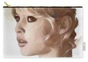 Brigitte Bardot, Actress Carry-all Pouch