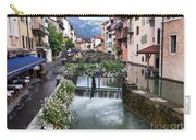 Canals Of Annecy Carry-all Pouch