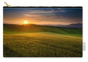 Cereal Fields Carry-all Pouch