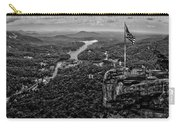 Chimney Rock At Lake Lure Carry-all Pouch