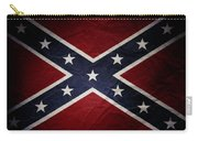 Confederate Flag 8 Carry-all Pouch