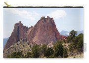 Dakota Trail At Garden Of The Gods Carry-all Pouch