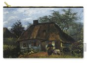 Farmhouse In Nuenen Carry-all Pouch
