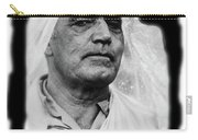 Film Homage The Passion Of Joan Of Arc 1928 Rodeo Spectator Tucson Arizona 1968-2009 Carry-all Pouch