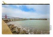 Golden Gate Bridge Crissy Field Carry-all Pouch