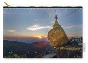 Golden Rock - Myanmar Carry-all Pouch