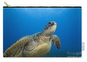 Hawaii, Green Sea Turtle Carry-all Pouch