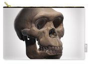 Homo Habilis Skull Carry-all Pouch