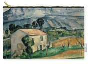 House In Provence Carry-all Pouch