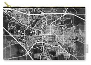 Iowa City Map Carry-all Pouch