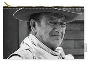 John Wayne Rio Lobo Old Tucson Arizona 1970 Carry-all Pouch