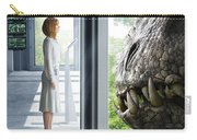Jurassic World 2015  Carry-all Pouch