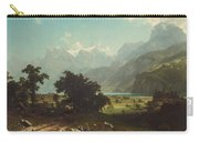Lake Lucerne Carry-all Pouch