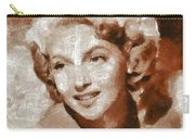Lana Turner Vintage Hollywood Actress Carry-all Pouch