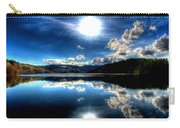 Landscape Acrylic Painting Carry-all Pouch