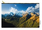 Landscape Acrylic Carry-all Pouch