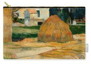 Landscape Near Arles Carry-all Pouch