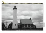 Lighthouse - Tawas Point Michigan Carry-all Pouch