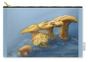 Five Little Mushrooms Carry-all Pouch