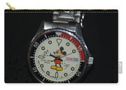 Mickey Mouse Watch Carry-all Pouch
