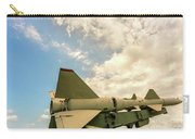 Military Weapons, Ballistic, Anti-aircraft, Medium-range Missile 6 Carry-all Pouch