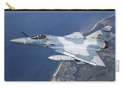 Mirage 2000c Of The French Air Force Carry-all Pouch