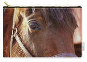 Morgan Horse Carry-all Pouch