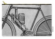 Motorcycle, 1895 Carry-all Pouch